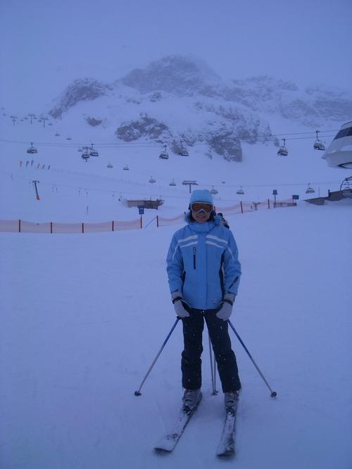 Meine Skijacke